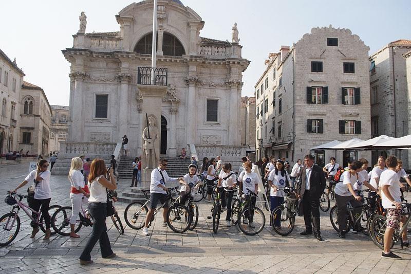 Biciklijada Stradunom