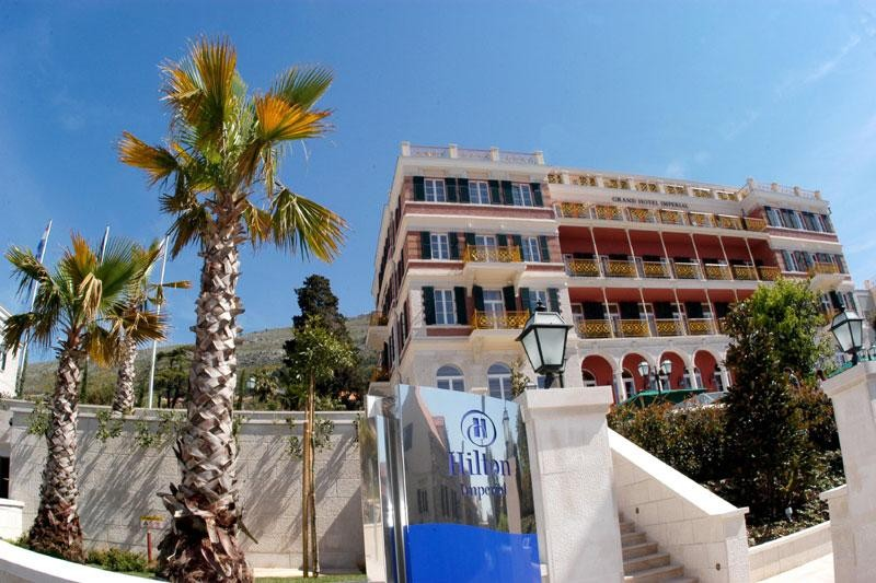 Hilton Imperial vodeći hrvatski hotel