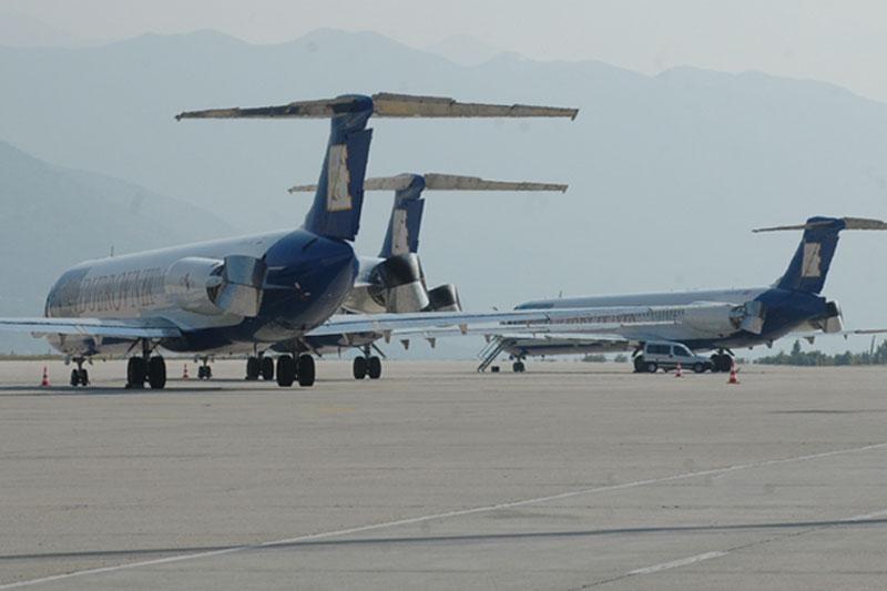 Prizemljen Dubrovnik Airline