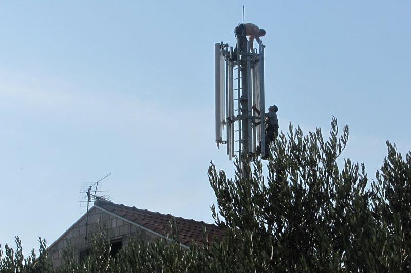Uklonjena antena Tele 2