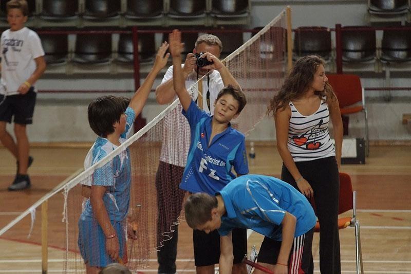 Uspjeh dubrovačkih badmintonaša