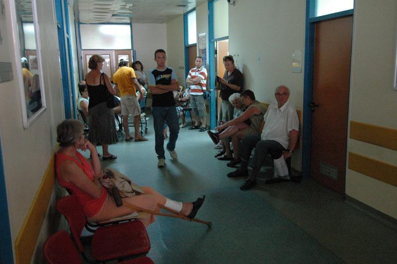 Pokrenut projekt smanjenja lista čekanja
