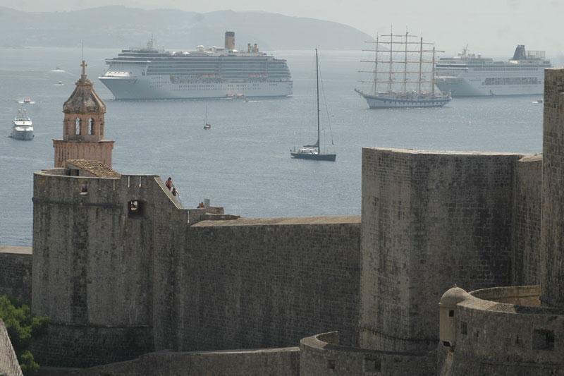 Dubrovnik pod istragom UNESCO-a