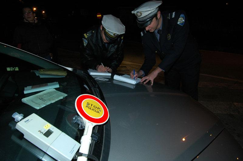 MUP Prometna policija
