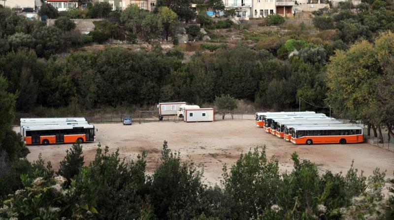 Autobusima nađen novi dom