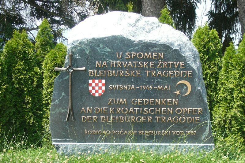 Bleiburg bez pokroviteljstva Sabora