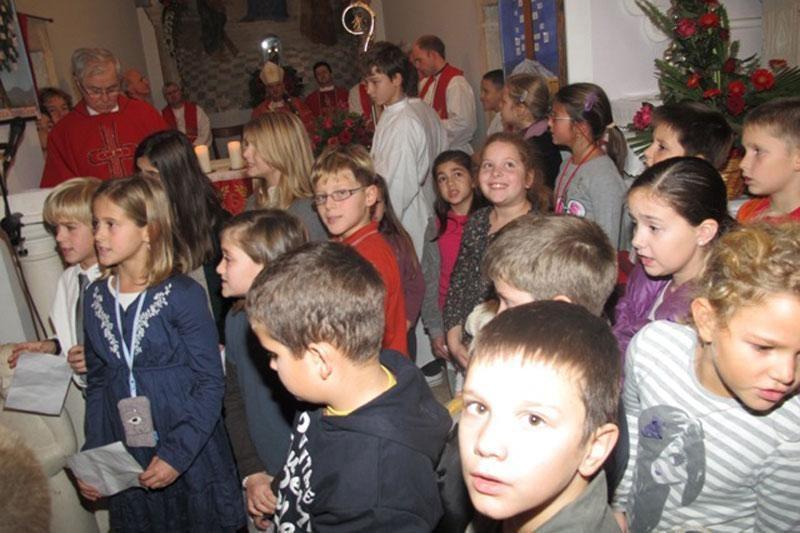 Proslavljen blagdan Sv. Andrije