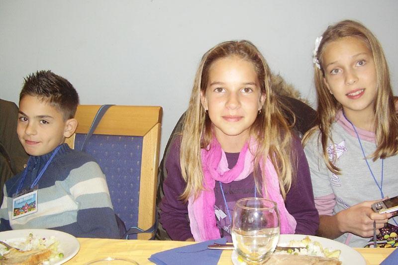 Dubrovački dječji vijećnici u Prelogu