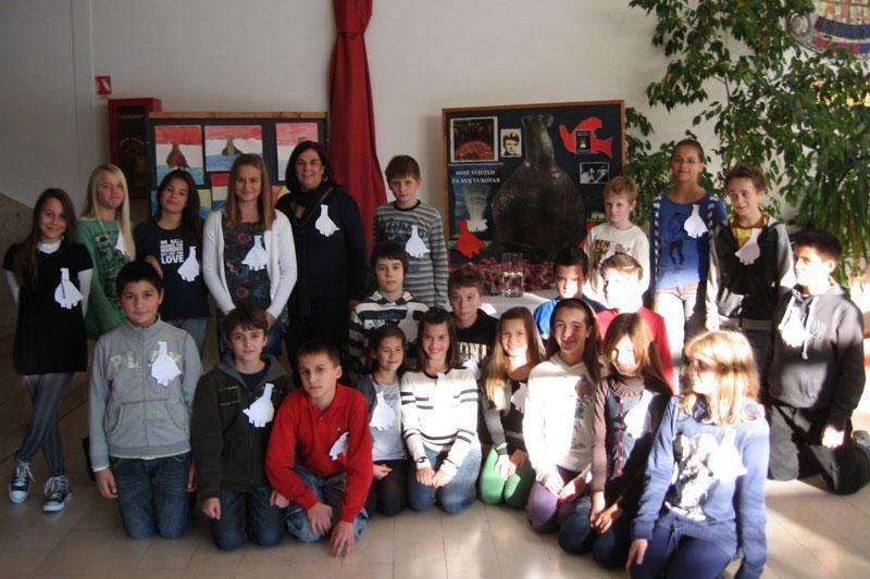 Lapadski učenici za Vukovar