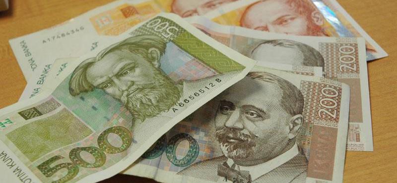 Prosječna neto plaća u rujnu bila je 5442 kune!