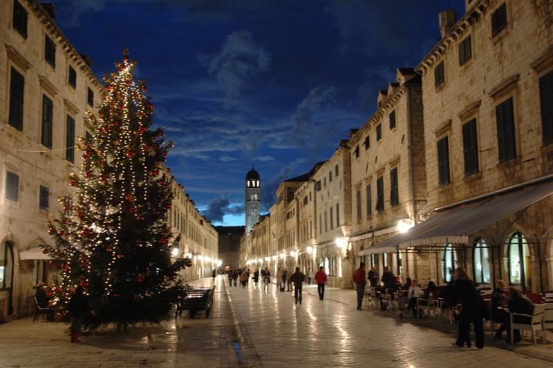 Dubrovnik najtraženiji za Novu