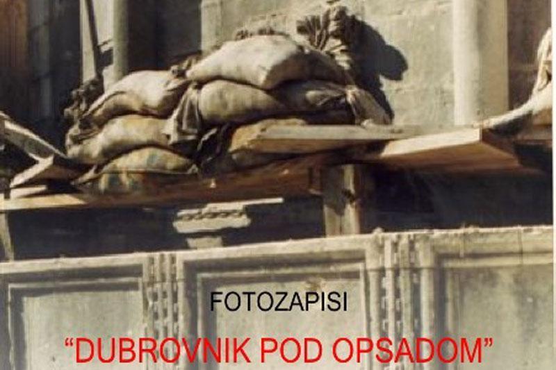 """""""Dubrovnik pod opsadom"""""""