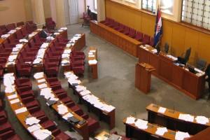 PREDSJEDNICA ODLUČILA Prvo zasjedanje Sabora 14. listopada
