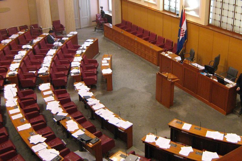 Konstituiran Sabor, predsjednik Boris Šprem