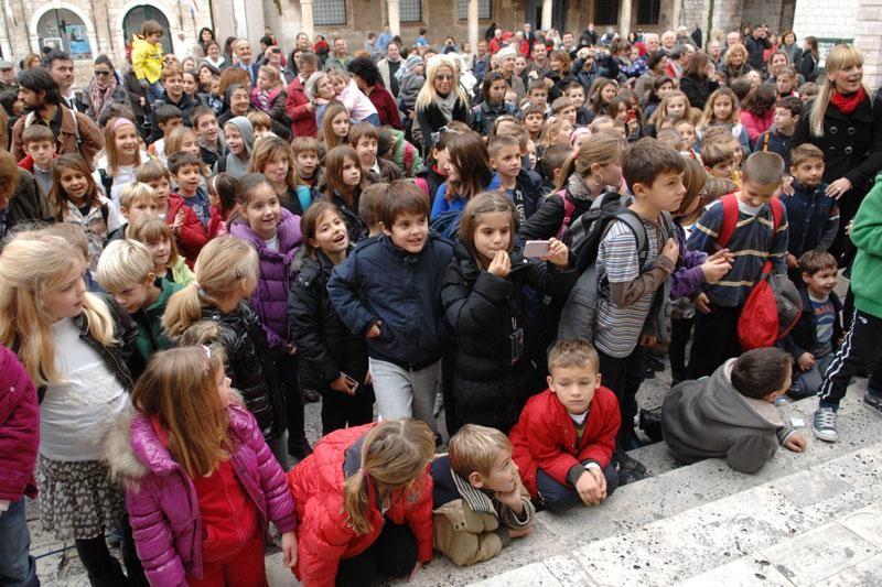 Sveti Nikola darivao naranče