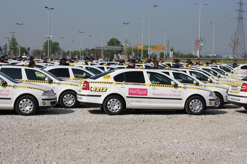 Taxi Cammeo stiže iduće godine
