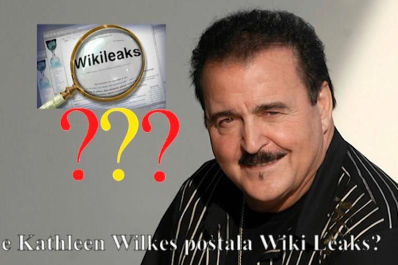Milo Hrnić: Gospođa Wiki Leaks