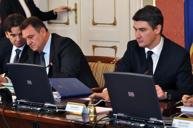 Milanović: Neka pričaju, jer drugo ni ne znaju