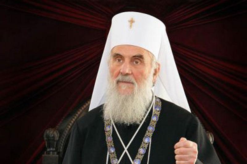Srpski patrijarh želi obostranu ispriku!