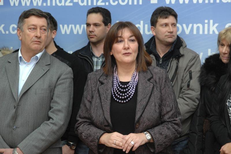 Šuica se kandidirala za zamjenicu predsjednika HDZ-a