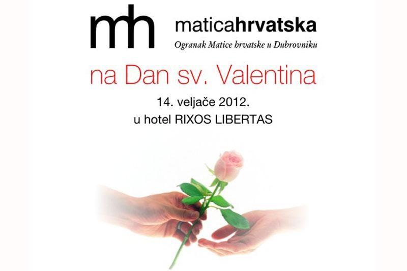 Valentinovo uz poeziju u Rixosu