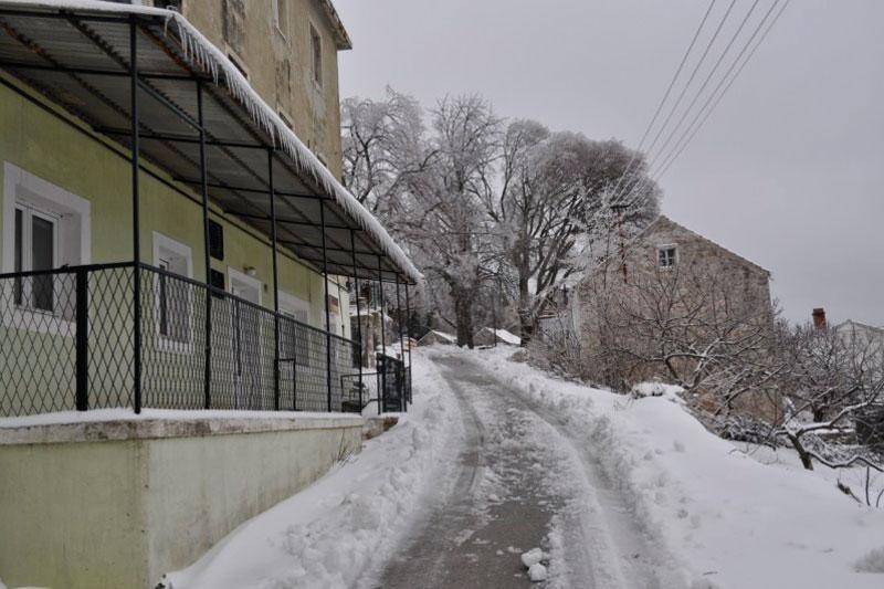 Bez struje Velika Prapratna na Pelješcu