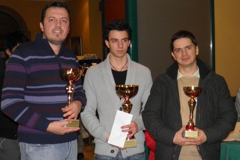 Pobjednik Francuz Dubessay