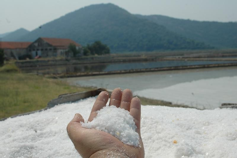 Dok se Splićani lome, u Stonu sol čeka