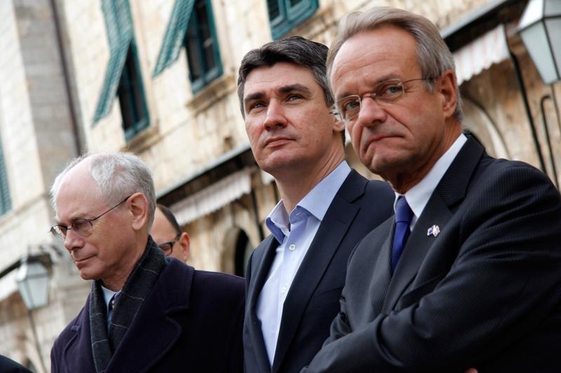 Van Rompuya odveo u Nautiku pa na zidine