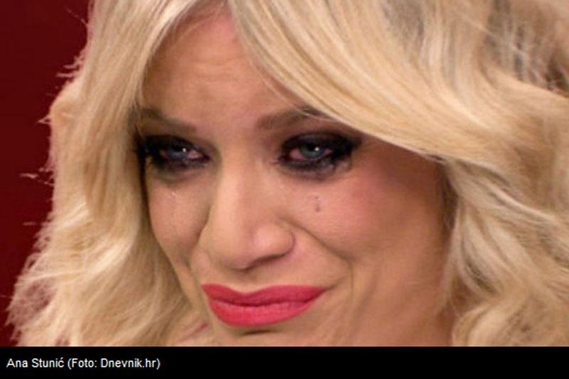 Što je rasplakalo lijepu Anu Strunić?