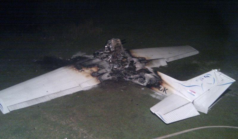 Pilota spasilo iskustvo i rutinska reakcija