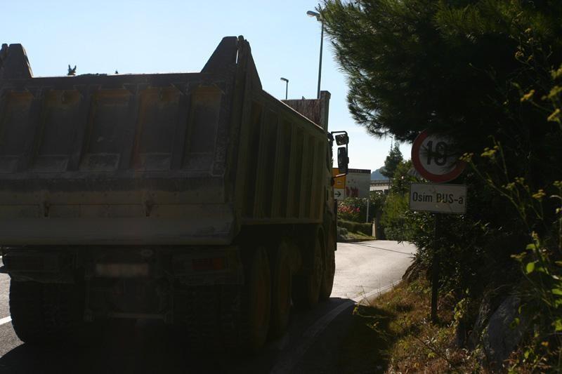 Smanjene naknade za kamione