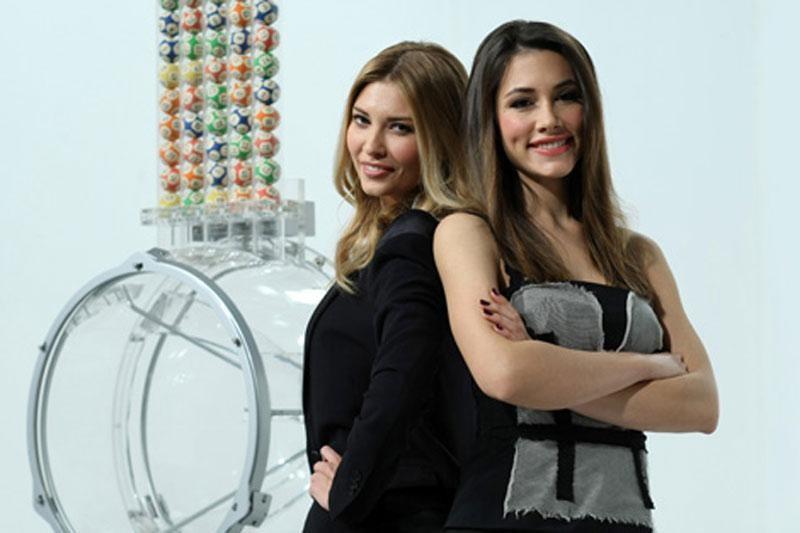 Vanja i Jelena nove Loto djevojke