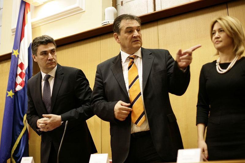 Čačić predsjednik, SDP na izborima u svibnju