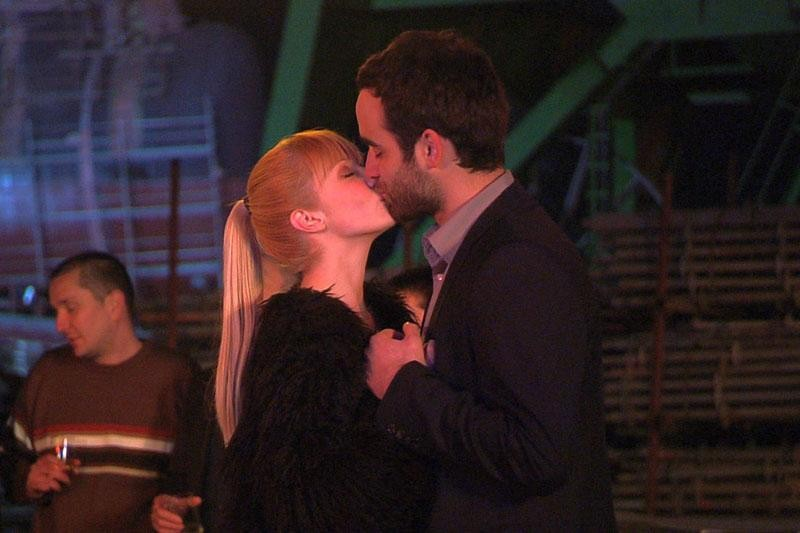 Prvi poljubac Nikol i Mate