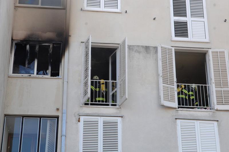 FOTO: Ugašen požar u Peytonu!