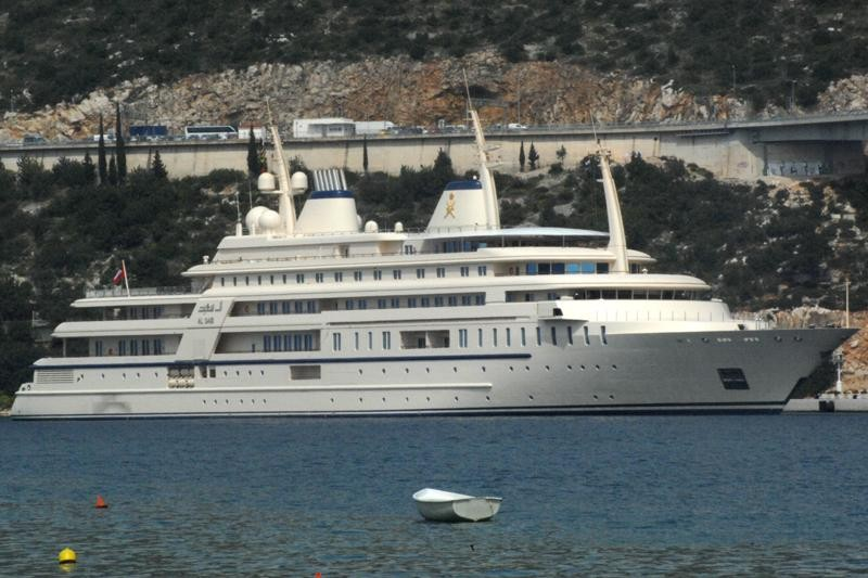 Omanski sultan odsjeda u Hilton Imperialu