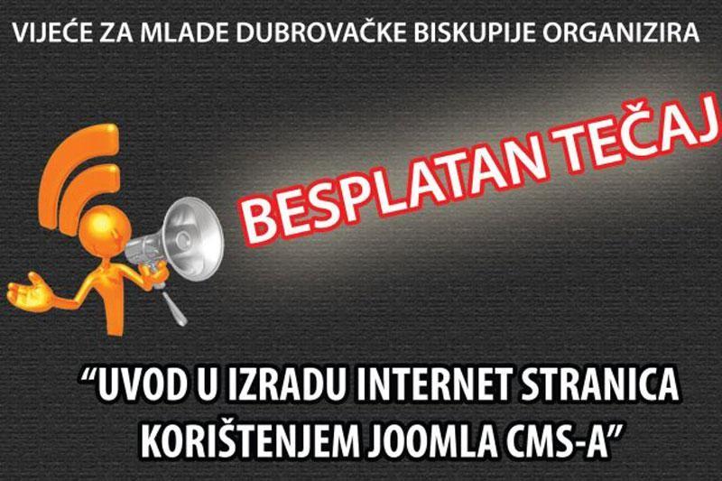 Tečaj izrade Internet stranice