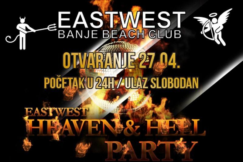 """Heaven and Hell Party"" na Banjama"