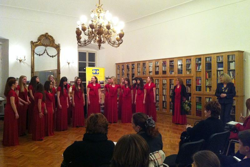 Koncert Amoretta i recitacija štićenika