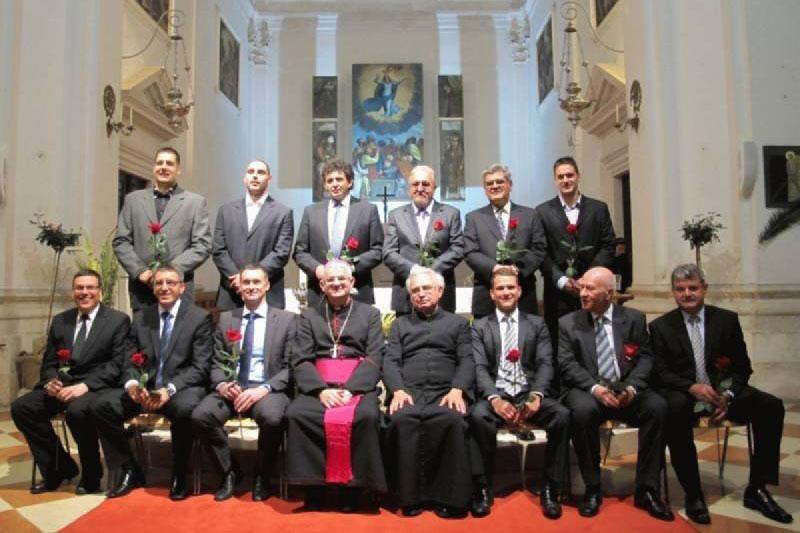 """Među """"apostolima"""" veći broj sportaša"""