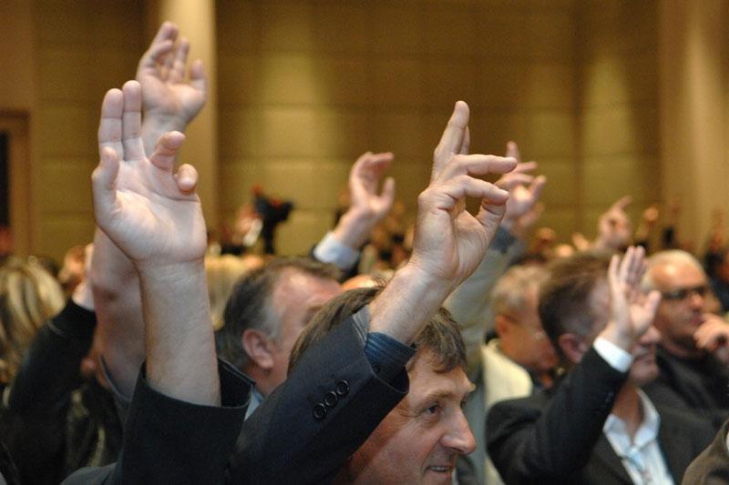 Tko su izaslanici za opći sabor HDZ-a?