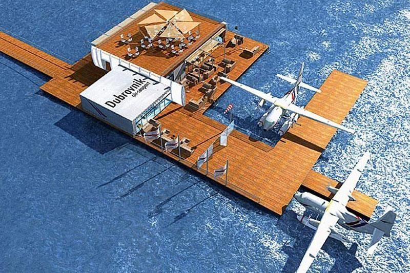 Hidroavioni iz Dubrovnika već na ljeto?