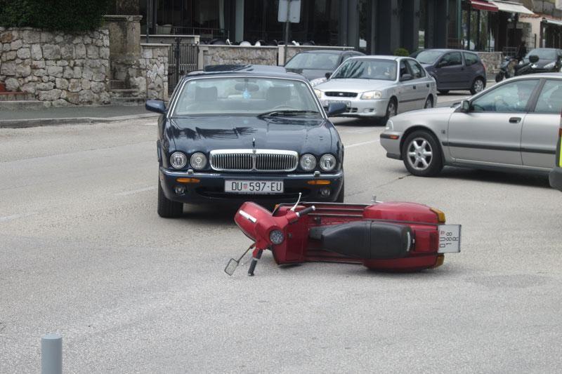 Prometna na Vojnoviću