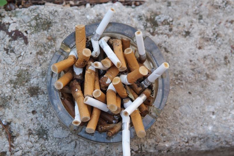 Svaki treći Hrvat uživa u dimu cigareta