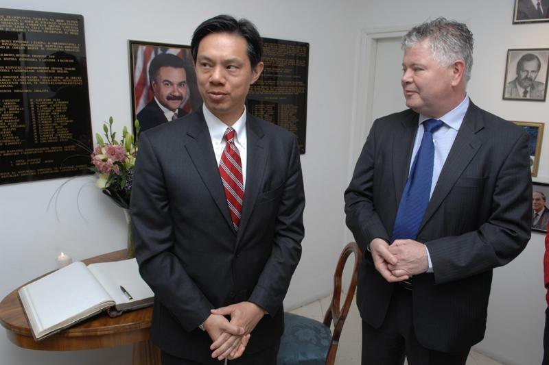 SAD i Hrvatska nastavile Brownovu misiju