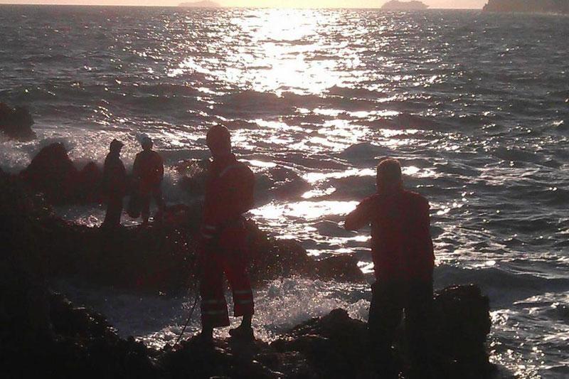 VIDEO GSS-ovci spasili 77-godišnjeg ribara
