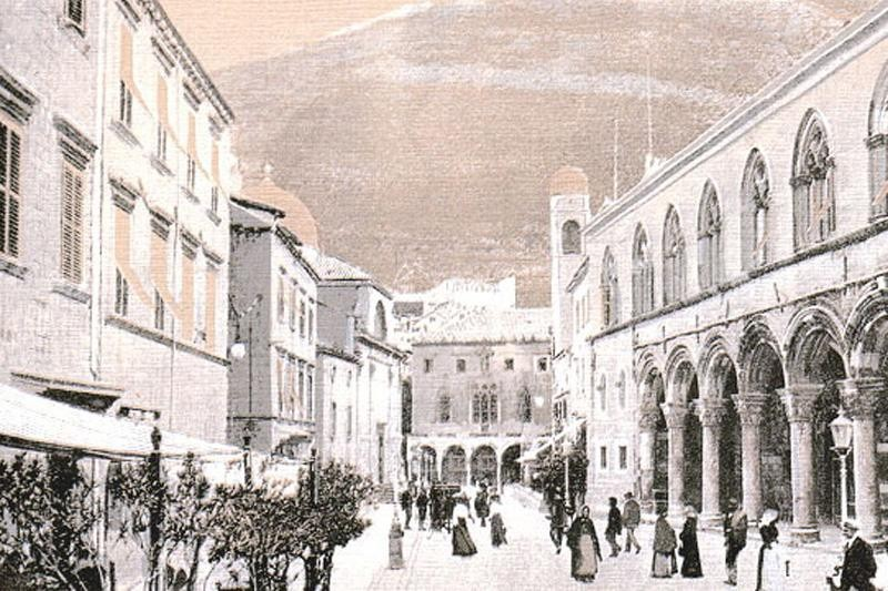 Velika trešnja 1667. razorila Dubrovnik