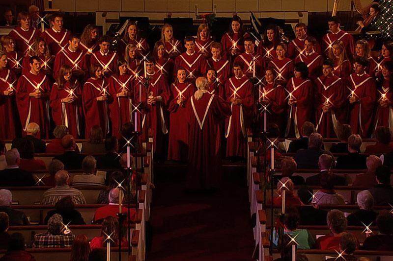 Koncert zbora nominiranog za Emmy