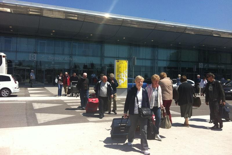 Aerodrom grabi prema 1,5 milijuna putnika